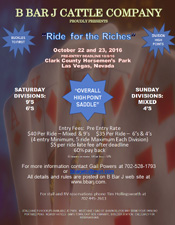 6rd Annual Ride for the Riches